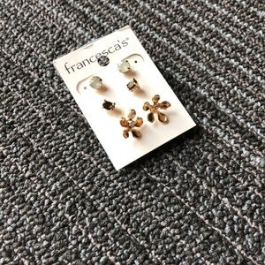 Francesca's Earring Set